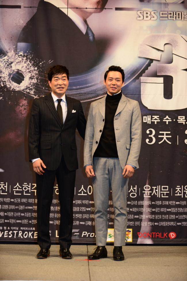 新ドラマ「Three Days」ソン・ヒョンジュ、共演のユチョンを「長く続けられる俳優になれる」と大絶賛!!