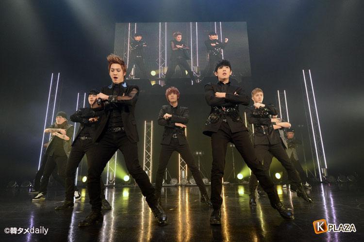 MBLAQオフィシャル舞台5