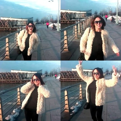 KARA脱退のニコル、アメリカ留学先での近況公開!ハドソン川背景に明るい笑顔でダンス!!