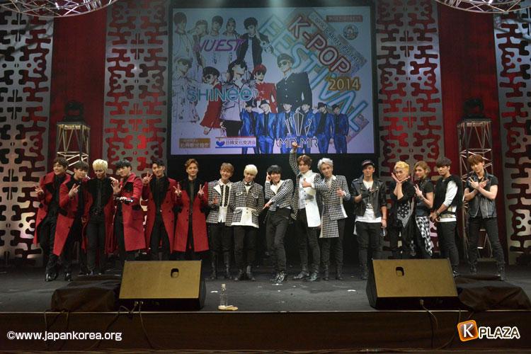 SHINee、NU'EST、MR.MR『第65回さっぽろ雪まつりK-POP FESTIVAL 2014』オフィシャルレポート!