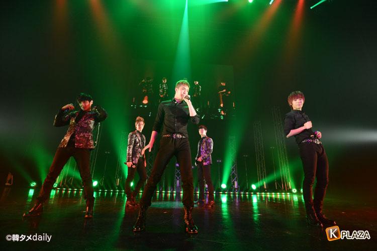 MBLAQオフィシャル舞台
