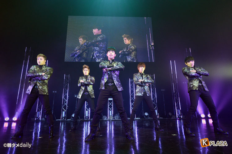 MBLAQオフィシャル舞台4