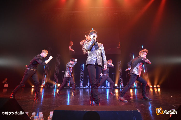 MBLAQオフィシャル舞台3