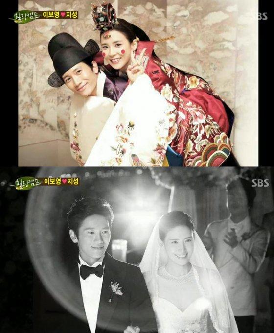 イ・ボヨン、チソンとの結婚式写真を初公開!「チソンが結婚式の準備をしてくれて楽に…」