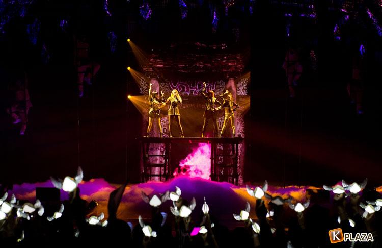 2NE1のワールドツアーが韓国・ソウル公演を皮切りにスタート!!