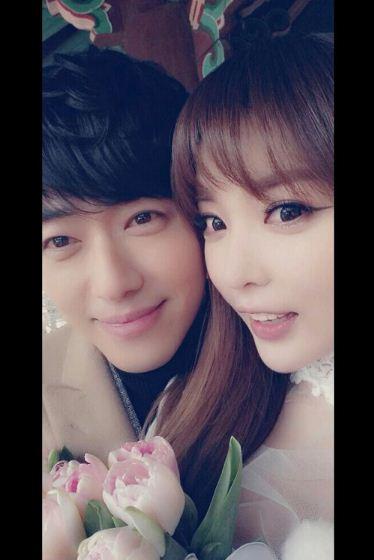 「私たち結婚しました」新カップルナムグン・ミン&ホン・ジニョン、撮影スタートで認証ショット公開!
