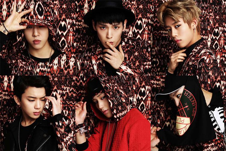 B.A.P(ビーエーピー) JAPAN 3RD SINGLE「NO MERCY」MVティーザー動画、ジャケット写真も公開!