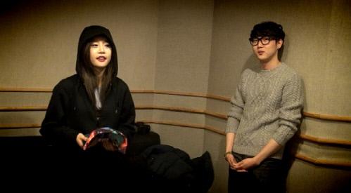 Girl's  Dayソジン&Crucial Star、ガールズグループとヒップホップがコラボ!!