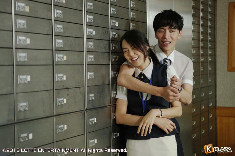 韓国映画「恋愛の温度」のあらすじと映画情報|イ・ミンギ&キム・ミニ主演