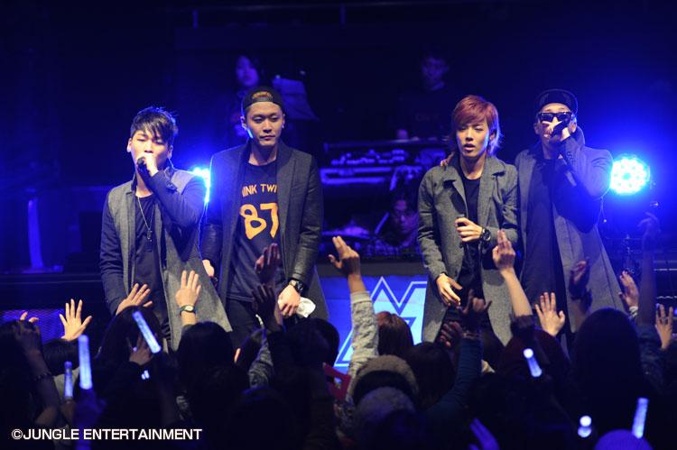 M.I.B(エムアイビー)『M.I.B LIVE in JAPAN【GET CRAZY】』取材レポート!