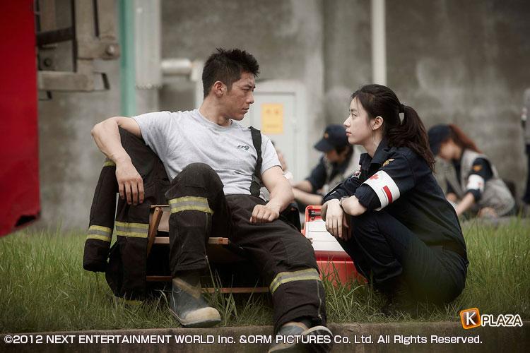 韓国映画「ファイヤー・ブラスト」のあらすじと映画情報|コ・ス&ハン・ヒョジュ主演